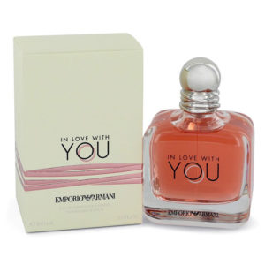 EMPORIO ARMANI IN LOVE WITH YOU EDP FOR WOMEN