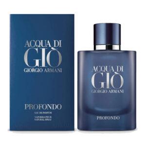 GIORGIO ARMANI ACQUA DI GIO PROFONDO EDP FOR MEN