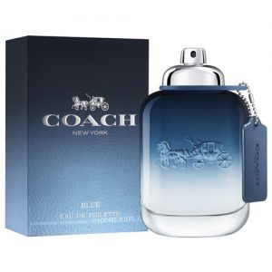 COACH NEW YORK BLUE EDT FOR MEN