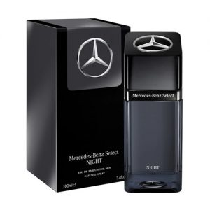 MERCEDES BENZ SELECT NIGHT EDP FOR MEN