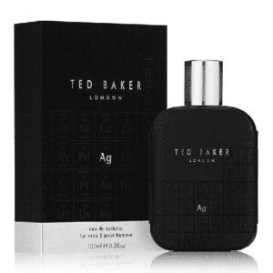 TED BAKER TONIC AG SILVER EDT FOR MEN