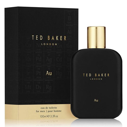 TED BAKER TONIC AU GOLD EDT FOR MEN