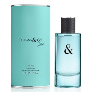 TIFFANY & CO. TIFFANY & LOVE FOR HIM EDT FOR MEN
