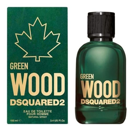 DSQUARED2 GREEN WOOD POUR HOMME EDT FOR MEN12
