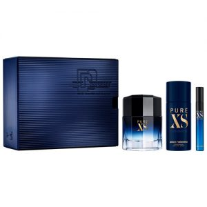 PACO RABANNE PURE XS 3 PCS GIFT SET FOR MEN