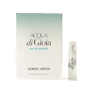 GIORGIO ARMANI ACQUA DI GIOIA EDP FOR WOMEN (VIAL)