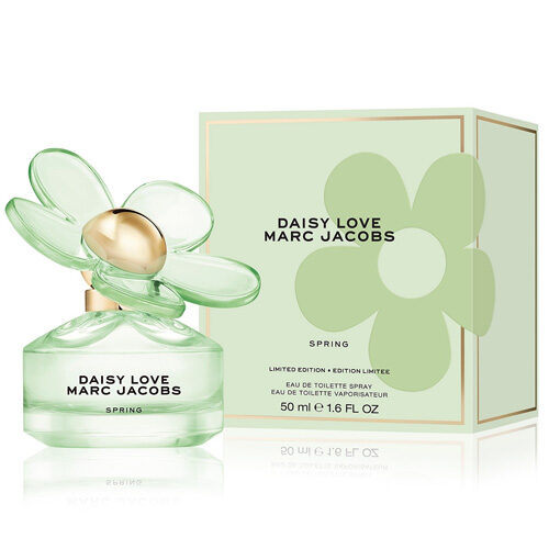 MARC JACOBS DAISY LOVE SPRING EDT FOR WOMEN