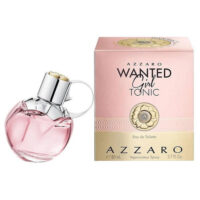 AZZARO WANTED GIRL TONIC EDT FOR WOMEN